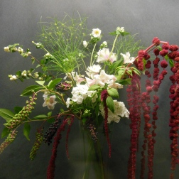 picture of dramatic arrangement