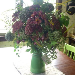 late summer arrangement