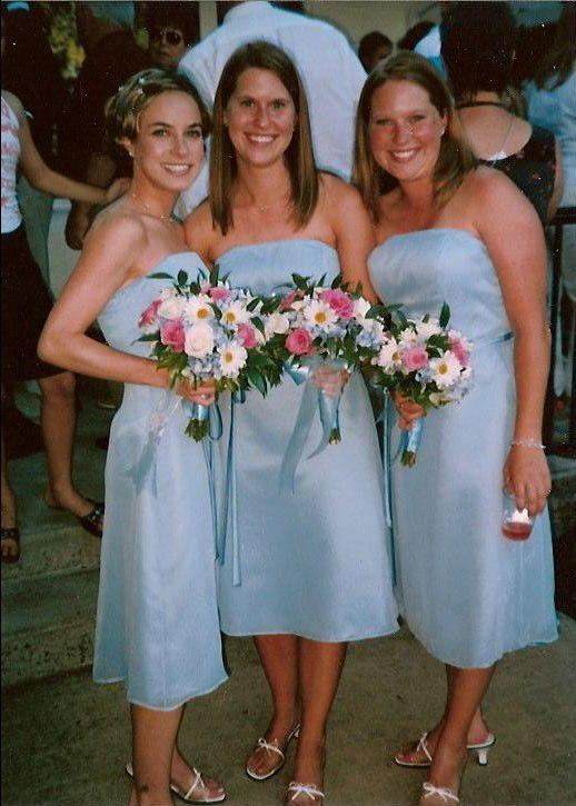 picture of brides maids