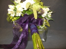 picture of handle of boquet
