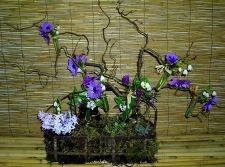 picture of a bouquet club arrangement