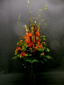 Sample of large bouquet