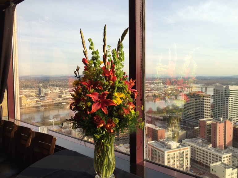 Bouquet at City Grill