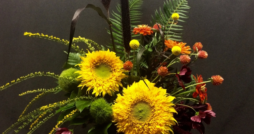 What's Blooming inOctober?